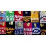 Camisas Kit C/10 Camiseta Bordada Varias Marca Top Atacado