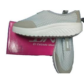 Zapatos Plataforma Dama No.40 Dn Casuales