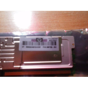 Memoria Ram Servidores 1gb 2rx8 Pc2 5300 Certificadas