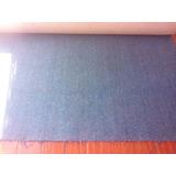 Alfombra Azul Usada 3.40 Mts Largo X 1.84 Mts Ancho