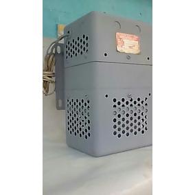Transformador Regulador Unidad Integral De Proteccion
