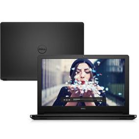 Notebook Dell Inspirion 15 5552 Pentium N3710 4gb/1tb/15,6