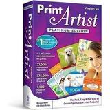 Print Artist Platinum V24.2 - Banners, Cartões, Calendários