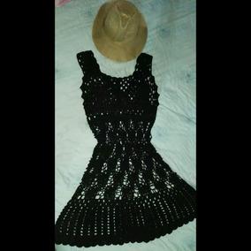 Vestido Tejido Crochet