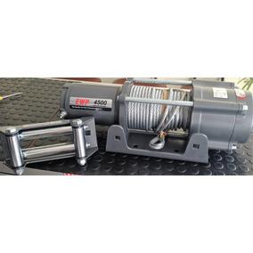 Winche Electrico 4500 Libras 12 V