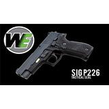 We P226 Airsoft Blowback Pistol