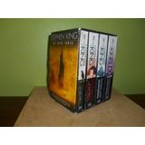 Libros Saga La Torre Oscura 1-4 Stephen King, Inglés Box Set