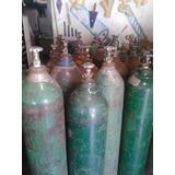 Cilindros De Oxígeno Nitrógeno Y Acetileno