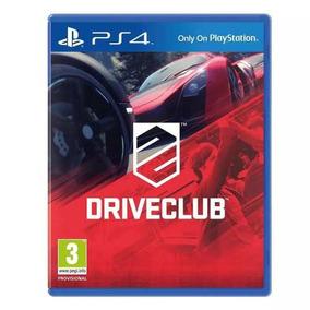 Juego De Ps4 Driveclub - Físico Sellado - Arenas Game