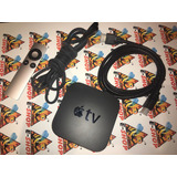 Apple Tv 3, Regalo Cable Hdmi, Envio Gratis.3 Meses Garantia