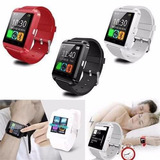 Relogio Celular Bluetooth Smart Watch U8 Android Iphone 5 6