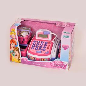 Caja Registradora Princesas Disney Luz Sonidos Orig. Ditoys