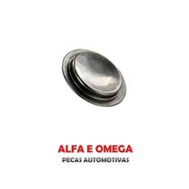 Selo Bloco Motor Fiat Fire C/ Aba 50mm Inox