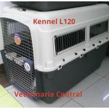 Kennel L120 Jaula Transportador Perros Grandes Y Gigantes