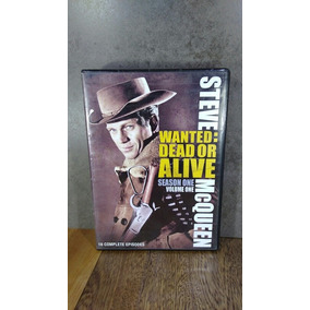 Steve Mcqueen Wanted Dead Or Alive Temporada 1 Vol 1 18 Epis