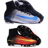 Botines Nike Mercurial - Talle 34