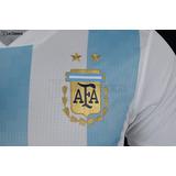 Camiseta Seleccion Argentina Climachil Messi Mundial Rusia