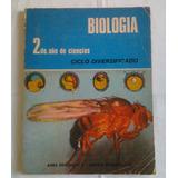 Libro De Bachillerato Biologia 5to Año Aura Gonzalez