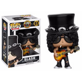 Funko Pop Rocks Guns N Roses Slash Toy 51-entrega Inmediata