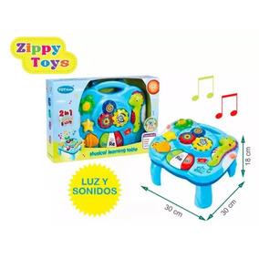 Mesa Didactiva Musical - Bebe -mi Acuario De Zippy Toys