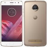 Smartphone Motorola Moto Z2 Play, Dual Chip, Ouro 12mp, 64gb