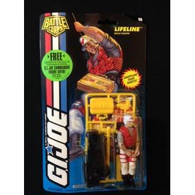 Gi Joe Cobra 1994 Battle Corps Life Line V2 Moc Afa Nuevo!