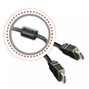 Cable Hdmi A Hdmi 1,5 M Doble Filtro Premium Alta Velocidad