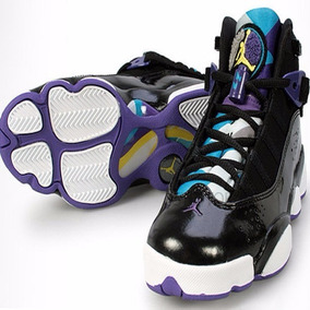Tênis Niek Air Jordan 6 Rings Feminino 13 Xlll Basquete Nba
