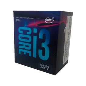 Processador Core I3 8100 3.6ghz 8mb Cache Lga1151 Ddr4