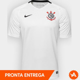 4628d86e82 Camisa Oficial Corinthians 2017 - Camisa Corinthians Masculina no ...