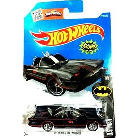 Carro A Escala Básico De Hotwheels, Batman, Tv Series.