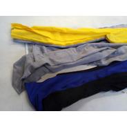 2kg De Retalhos De Tecido Com Tiras E Pedaços De Até 50cm