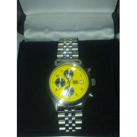 Reloj De Pulso Para Caballero Luk, Enbragues Y Clutch