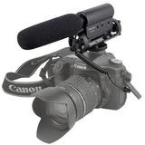 Takstar Sgc-598 Microfono Shotgun D Condensador Camara Video