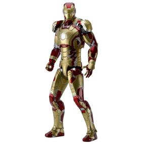 Neca Iron Man 3 Mark Xlii Escala 1/4 Tony Stark Avengers