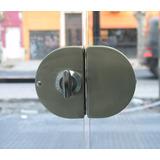 Cerradura Para Puertas De Vidrio De Aplicar Con Llave