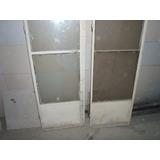 Puertas Usadas Vidrio, Metal, Plegable, De Balcón, De Baño