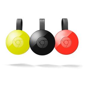 Google Chromecast, 1080p 2.4ghz - Hdmi, Converti Tv Smartv