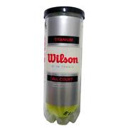 Bolas De Tenis Wilson Titanium X 3 All Court