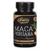 Maca Peruana Premium 550mg 60 Cápsulas Unilife Pura Extrato