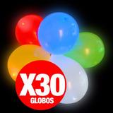 Globos Led X 30 Bien Grandes !!!