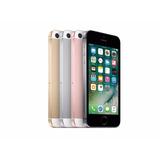Iphone Se 64gb Modelo A1662 Liberados Nuevos Sellados