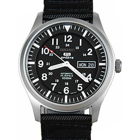 Hombres Seiko 5 Automatic Watch Snzg15k1