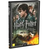Dvd Harry Potter E As Relíquias Da Morte - Parte 2 (2 Dvds)