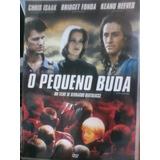 Dvd O Pequeno Buda Keanu Reeves Bernardo Bertolucci Novo