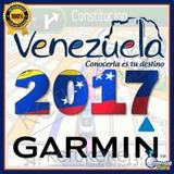 Mapa Garmin Venezuela 2017 Ruteable Gps