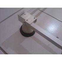 Suporte P/ Máquina De Lavar Em Aluminio Pé Tipo Ventosa
