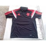Camisa Pólo Original Comissão Técnica Do Flamengo 2014