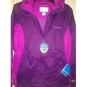 Campera Columbia Impermeable Modelo Timber Pointe