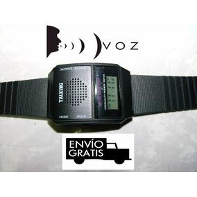 Reloj Parlante De Pulso Dice La Hr Hablando Envio Incluido